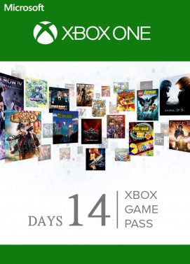 КОД Game Pass Xboxe One продлить