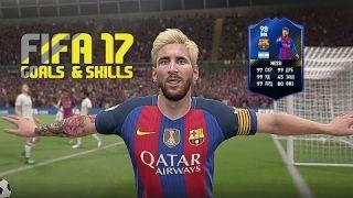 FIFA 17: Lionel Messi Голы и Финты 2017